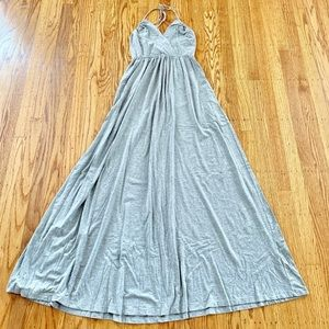 🆕 SPLENDID Halter Maxi Dress